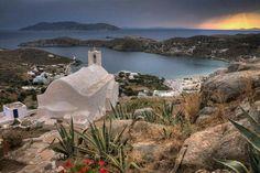 Greece Ios Island