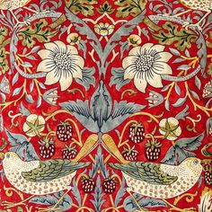 I-love-art:  artist William Morris