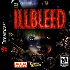 Do you still have your Sega Dreamcast , well these are some nostalgic retro games of the past that are really cool to go back and play . Creepy Games, Video Games List, Game Of The Day, Horror Video Games, Sega Dreamcast, Sega Saturn, Classic Video Games, Sega Genesis, Wii U