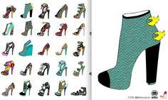 shoesdesignapp_YOU ARE THE DESIGNER_SAKUN X UD Collaboration shoes_7