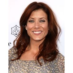 Kate Walsh's auburn hair - been told I look like her...really like her hair.  Maybe I can be her twin:)