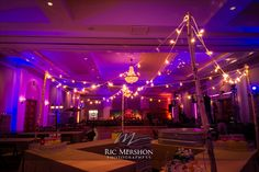 Bat Mitzvah Event Decor by Event Savvy.  The Temple.  Planned and Produced by Janice Blackmon Events.  Photo by Ric Mershon.