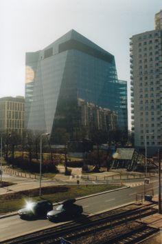 warszawa, gdański business center, inflancka 3