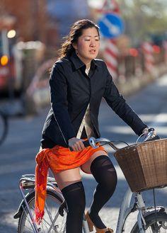 Copenhagen Bikehaven by Mellbin - Bike Cycle Bicycle - 2012 - 6982 by Franz-Michael S. Mellbin, via Flickr