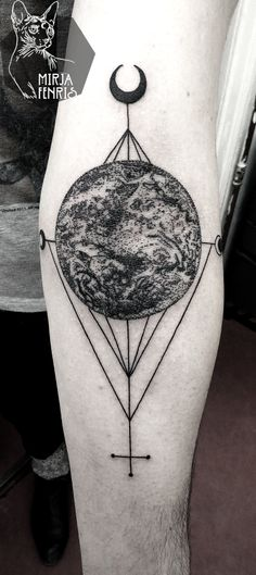 Mirja Fenris Tattoo ... I would spend so much for this