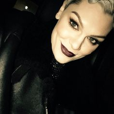"""Jessie J from Grammys 2016: Instagrams & Twitpics  """"Because he likes it..."""""""