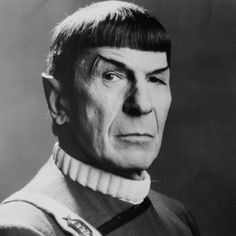 """On February 27, 2015, Leonard Nimoy (known as Spock) died at age 83. His last tweet was """"A life is like a garden. Perfect moments can be had, but not preserved, except in memory. LLAP."""" Always """"Live Long and Prosper."""" #iBoomMedia #LeonardNimoy #Spock #MrSpock #LLAP"""