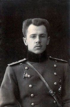 Young officer Vladimir Kappel