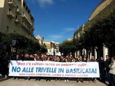 1/12/14 Basilicata: Sblocca Italia o Sblocca trivelle? Perché il Pd non ricorre alla Corte Costituzionale? (LEGGI)