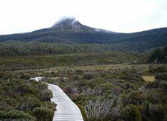 El Overland Track es una de las rutas de senderismo más espectaculares del planeta. En el corazón de Tasmania, isla indómita al sur de Australia, los más de