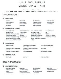 hair stylist resume is a must thing to have and to offer when you already have