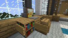 Minecraft Furniture - Electronics