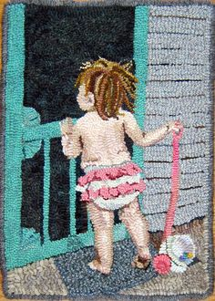 Adorable Picture rug