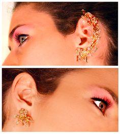 TOP #EARCUFF Summer 2014, Spring Summer, Earrings, Top, Jewelry, Fashion, Ear Rings, Moda, Stud Earrings
