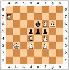 Albul mută și câștigă din trei mutări (Niels Høeg, 1905) - SetThings