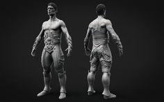 Damian Jara - Characters&Sculptures