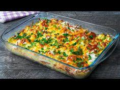 Egy gramm hús sincs benne! Tökéletes cukkinis recept| Ízletes TV - YouTube Carne, Lasagna, Quiche, Brunch, Vegan, Vegetarian, Breakfast, Ethnic Recipes, Food