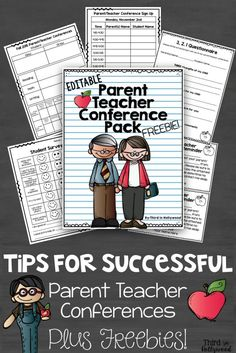 Parent/Teacher Confe