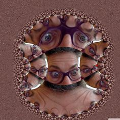 Mathspig Yeah! Weird. Create your own selfie using Taylor Eqn.  How? click on image.