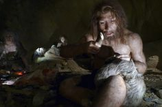 Neanderthal Dental Plaque Shows What a Paleo Diet Really Looks Like - The Atlantic