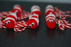 8 Martie, Elf On The Shelf, Christmas Ornaments, Holiday Decor, How To Make, Handmade, Xmas Ornaments, Hand Made, Christmas Jewelry