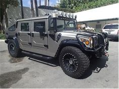 With the demise of the civilian Hummer the Hummer brand overall—we haven't thought much about the Humvee lately. But the military-spec Humvee, officia. Hummer H3, Hummer Truck, 4x4 Trucks, Cool Trucks, Lifted Trucks, Carros Suv, Hammer Car, Armored Truck, Terrain Vehicle