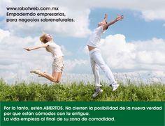 El Nuevo poder empresarial www.robotweb.com.mx, Curso de Negocios.