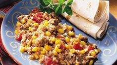 Looking for a warm and filling baked recipe for dinner tonight? Then check out this South-of-the-Border style ground beef and vegetables made using Green Giant® Niblets® Frozen Corn, in just over an hour!