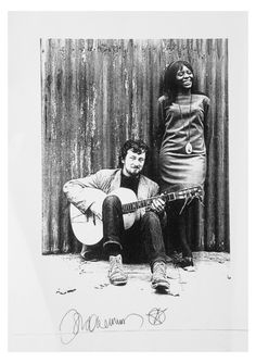 """doomandgloomfromthetomb: RIP John RenbournHuge sadness to find out that the great guitarist John Renbourn passed away yesterday. Whether duetting with Bert Jansch, creating a masterful folk-jazz hybrid with Pentangle, or playing all on his own, Renbourn was the epitome of taste, style and subtlety. Like his brother-in-arms Jansch, he'll be memorialized as a """"folk"""" player, but the dude knew no borders — Big Bill Broonzy. Ancient English trad tunes. Charles Mingus. Johann Sebastian Bach. His…"""