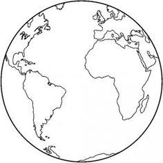 tierra para colorear - Cerca amb Google