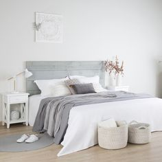 Room Ideas Bedroom, Home Bedroom, Bedroom Decor, Nautical Bedroom, Romantic Living Room, Living Room Decor, Mint Rooms, Nordic Bedroom, California Bedroom