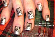 Thanksgiving Nail Art ideas, Parties and all things autumn! Description from robinmosesnailart.blogspot.com. I searched for this on bing.com/images