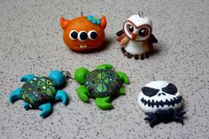 Fimo small things