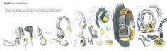Joris Mertens headphone exploration 2010