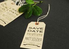 #5 manila shipping tags sent as postcards