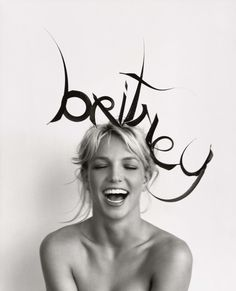 BRITNEY. I only know one person who shares the love and obsession I have with her (in an I-love-your-music-way-beyond-what's-healthy kind of way). You know who you are : )
