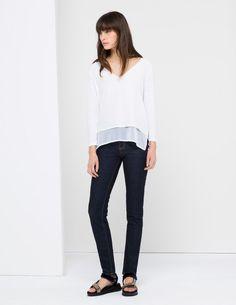 Trilce T-Shirt | SANDRO SS15