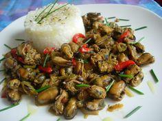 Delicios si plin de savoare ! Kung Pao Chicken, Delish, Seafood, Beef, Ethnic Recipes, Recipe Ideas, Fine Dining, Sea Food, Meat