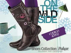 Botas Moda Shoes Collection Pakar Invierno
