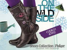 Botas Moda Shoes Collection Pakar Invierno