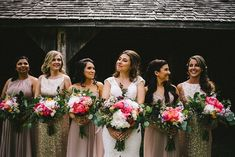 best=Deanna and Joshua Rose Gold Rustic Barn Wedding in Megan Michelle Boho Weddings For the Boho Luxe Bride Prom Dresses Stores Sequin Bridesmaid Dresses, Homecoming Dresses, Bridesmaids, Wedding Dresses, Boho Wedding, Wedding Blog, Wedding Flowers, Prom Dress Stores, Rustic Barn