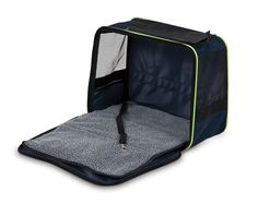 Petmate 21847 See and Sleep Pets Carrier, Navy Blue * Learn more by visiting the image link. (This is an affiliate link) #DogCare