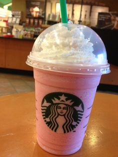 how to make a cotton candy starbucks drink