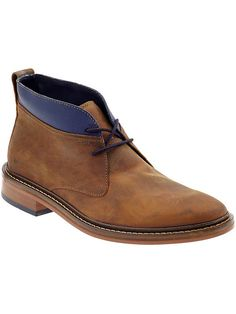 Cole Haan Colton Winter Chukka | Piperlime #menswear #style #footwear #shoes