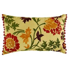 I pinned this Minuet Lumbar Pillow from the Spice & Everything Nice event at Joss and Main!