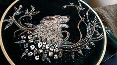 Sansa Stark Season 6 Direwolf Teal Velvet Cosplay Gown Game of Thrones Costume Dress – Volto Nero Costumes Game Of Thrones Dress, Game Of Thrones Costumes, Sansa Stark Season 6, Got Costumes, Movie Costumes, Design Textile, Dire Wolf, Velvet Gown, Textiles