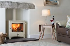 Chilli Penguin Stoves, top quality contemporary stoves with character. - Product Range