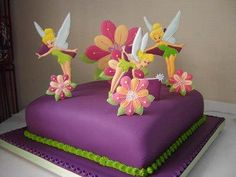 Fotos de  Cup cakes y pasteles de fondant