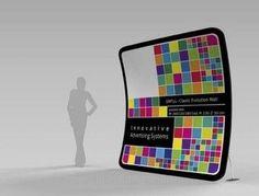 Fabric Display Classic http://www.liikelahja-toimisto.fi/en/walls/