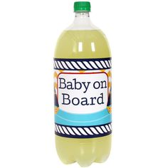Baby on Board Theme; Under the Sea theme by on Etsy Nautical Favors, Nautical Baby, Nautical Theme, Unisex Baby Shower, Baby Boy Shower, Baby Shower Items, Ahoy Matey, Under The Sea Theme, Baby Shower Decorations